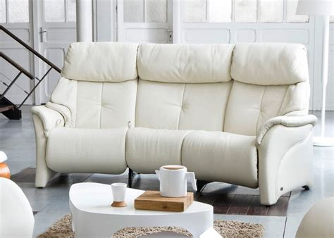 Recliners Sofas Himolla Chester 3 Seater Curved Recliner Midfurn Furniture Superstore