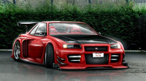Nissan Skyline Fast And Furious 6 Image 235