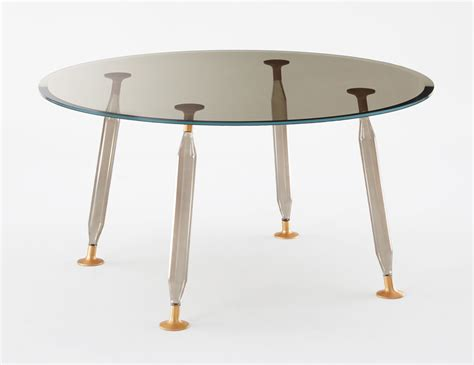 glas italia hio contemporary dining table in