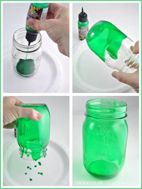 shamrock jar luminaries 4 real