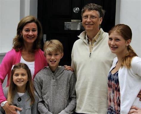 bill gates daughter husband biography bill gates family parents wife siblings and children