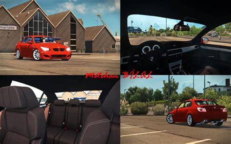 Bmw E60 Interior Mods by Bmw M5 E60 V10 Car Mod Ets2 Mod