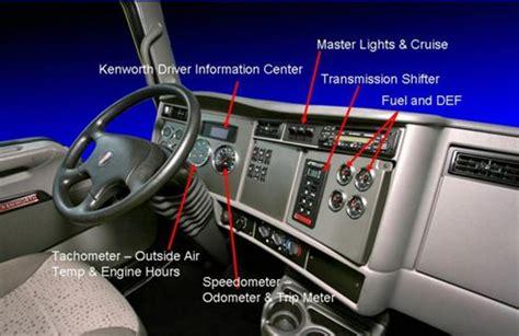 Kenworth Dash Warning Lights by Kenworth Medium Duty Models Add Multiplex Instrumentation