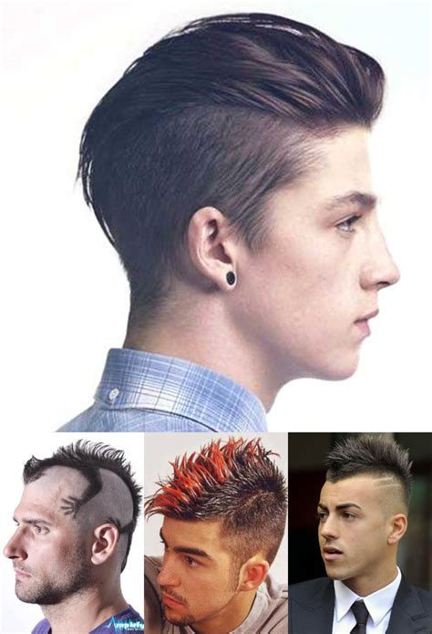 Mohawk Hairstyle For by Mohawk Fade Haircut A New Take On The Hawk