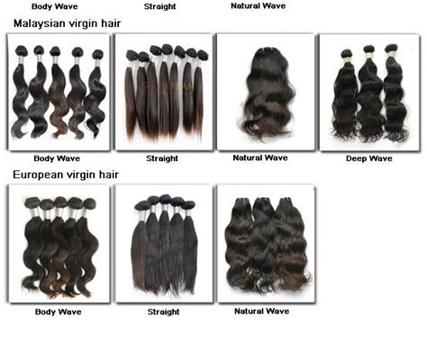 biosilk on weave types of human hair waves remy indian hair