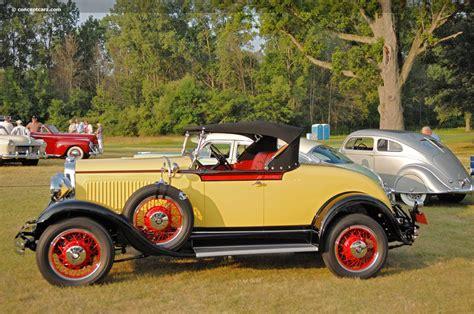 1930 dodge roadster 1930 dodge brothers series dc conceptcarz
