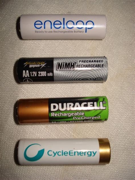 best rechargeable batteries how to choose the best rechargeable aa batteries