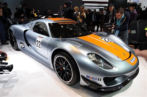 porsche 918 rsr concept 2011 detroit auto show video porsche 918 rsr revealed