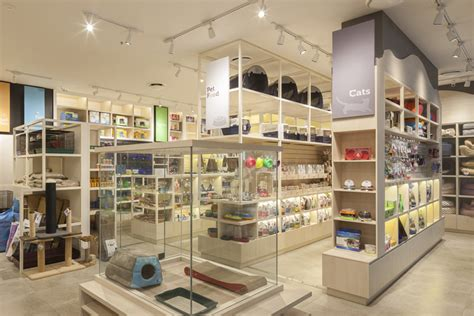 puppy boutique store pet shop 187 retail design