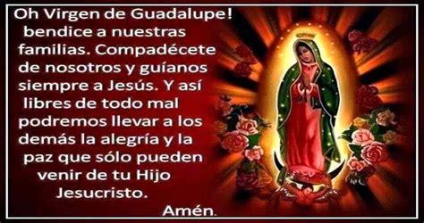imagenes y oraciones ala virgen de guadalupe oraci 211 n divina a la virjencita de guadalupe para orar