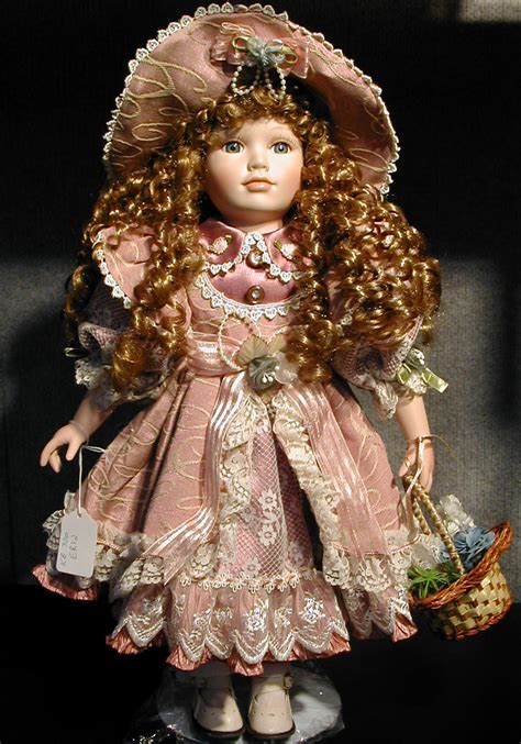 porcelain doll ways to dress a porcelain doll