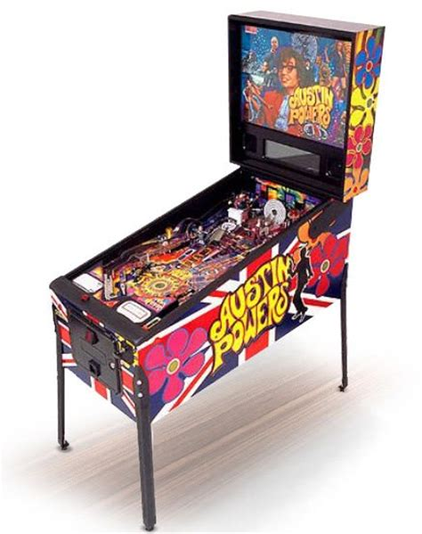 powers pinball machine liberty