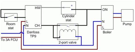 2 port valve wiring diagram regarding honeywell 2 port
