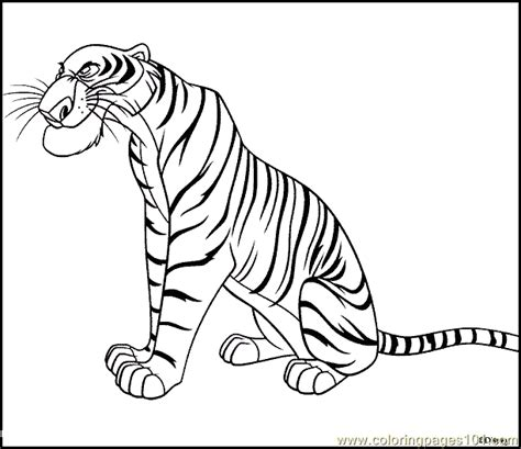 jungle book characters coloring pages jungle book coloring page 12 coloring page free jungle