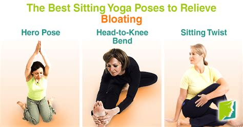 best sitting the best sitting poses to relieve bloating