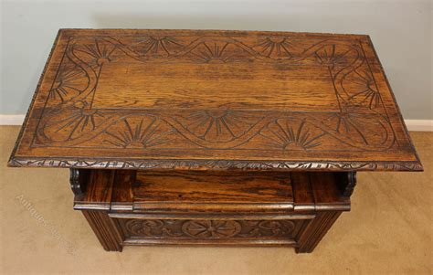 small monks bench antique small oak monks bench hall seat settle