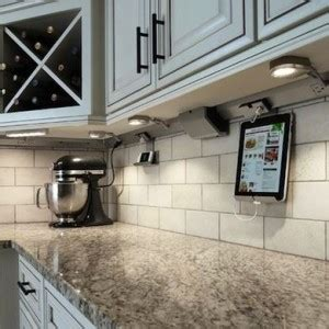 cabinet outlet strips kitchen clever electrical outlets for your kitchen services