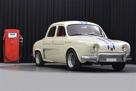 renault dauphine 1961 renault dauphine gordini look 1 4 turbo engine