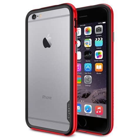 iphone 6 neo hybrid ex 4 7 iphone 6 apple iphone cell phone spigen