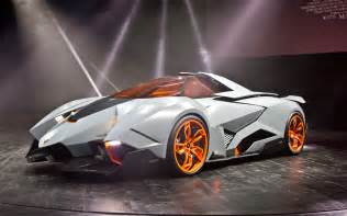 Top 10 Fastest Lamborghini Cars Concept Egoista Lamborghini Rear Would Look Like A