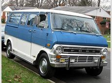 1975 Ford Van - Information and photos - MOMENTcar Morris 4x4 Jeep Information