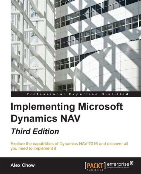 dynamics books new book implementing dynamics nav 2016 confessions of