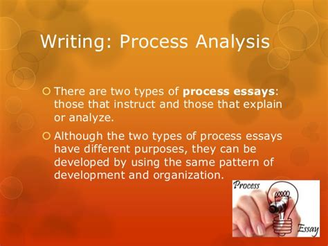 Expository Essay Process Analysis by Chronological Order Process Essay Writing Lab Attractionsxpress Attractions