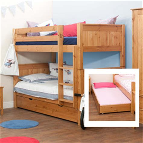 Stompa Classic Bunk Bed Children S Wooden Bunk Beds Low Prices Bedstar
