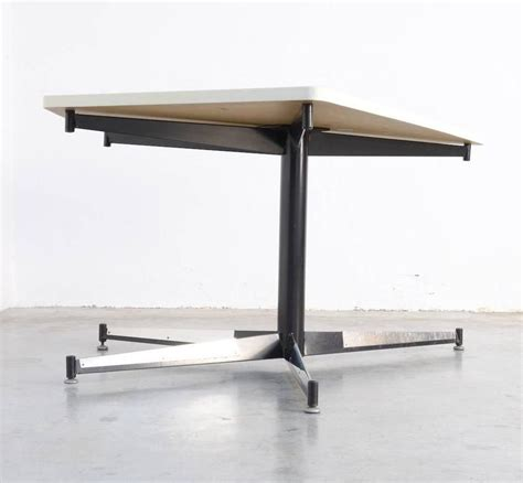 Exclusive Dining Tables Exclusive Dining Table By Willy Der Meeren For The Hbk Building For Sale At 1stdibs