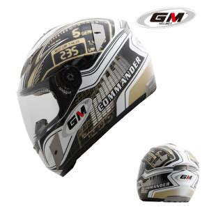 Helm Gm Commander Helm Gm Commander Pabrikhelm Jual Helm Murah