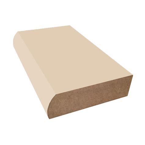 How To Trim Laminate Countertop by Bullnose Laminate Countertop Trim Wilsonart Beige 1530 60