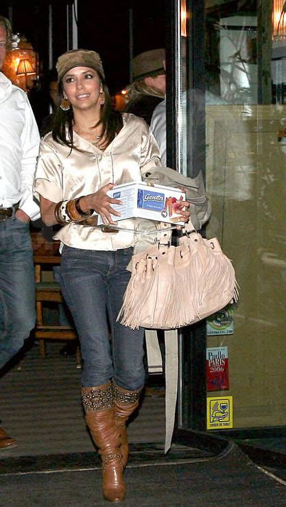 Gerard Darel Fringe Bag As Worn By Longoria And Alba The Bag by Gerard Darel Bags Purseblog
