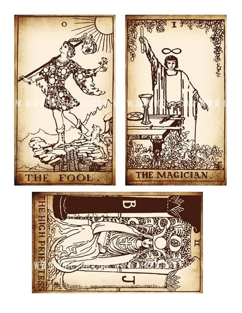 printable tarot cards pdf 1000 images about the cards on pinterest card deck