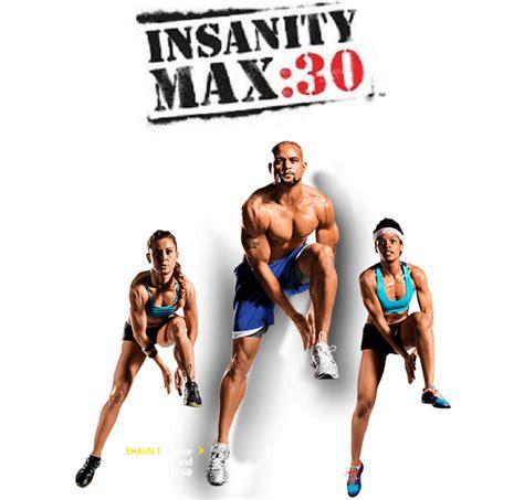 Beachbody Insanity By Sahun T beachbody shaun t insanity max 30 workout fitness