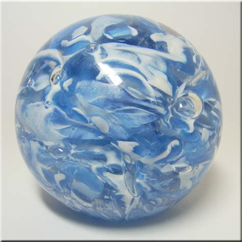 Glass Paper Weight -