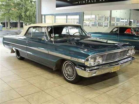 car owners manuals for sale 1964 ford galaxie head up display 1964 ford galaxie for sale on classiccars com 47 available