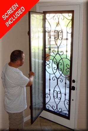 17 Best Images About If We Had To Move On Pinterest Front Door Screen Insert