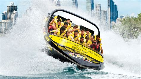 speed boat gold coast paradise jet boating main beach visitgoldcoast