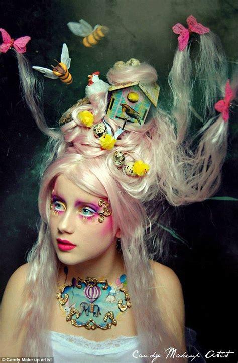 hair themes for a show best 25 fantasy hair ideas on pinterest