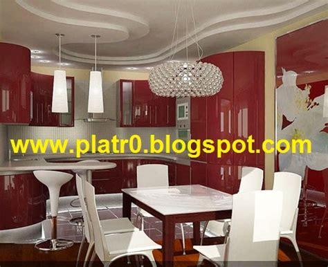 Plafond De Cuisine by 10 Meilleur Faux Plafond Cuisine D 233 Coration Platre Maroc