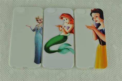 Iphone Ultrathin Silicone Soft 4 4s 5 5s 6 6s 6 6 S For Iphone 4 4s 4g 5 5s 5g Ultrathin Disney Snow White