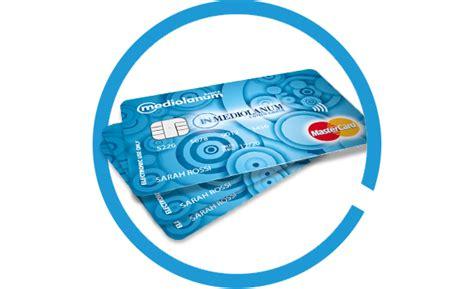 mediolanum conto corrente carte