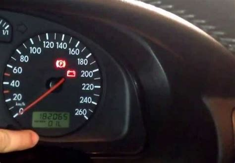 service light audi a4 how to reset or insp message audi a4 b5 1994 2001