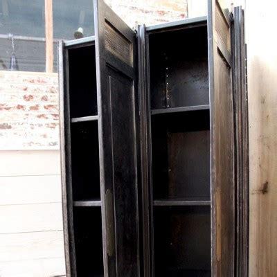armoire métallique industrielle mobilier industriel ancienne armoire industrielle en m 233 tal
