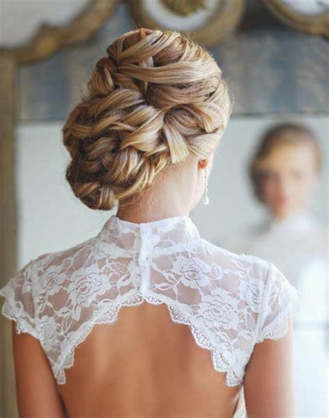Schöne Hochzeitsfrisuren by Coole Haare 100 Faszinierende Ideen Archzine Net