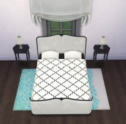sims 4 cc beds recolors overrides of shinokcr s power of pink double bed