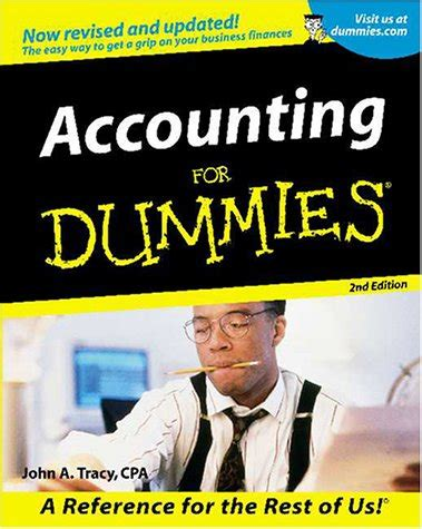 Accounting For Dummies by Accounting For Dummies By A Tracy Reviews