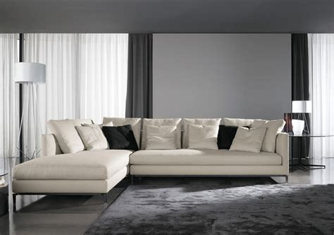 Slim Sofa Sofa Andersen Slim By Minotti