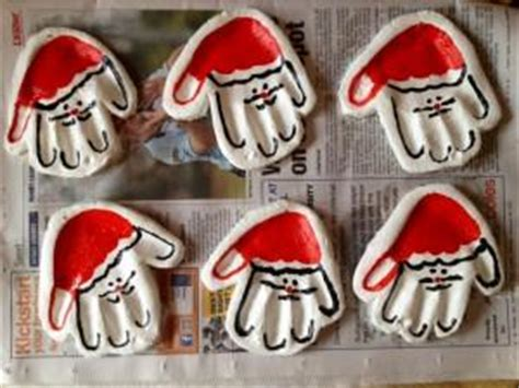 salt dough christmas tree decorations paperblog