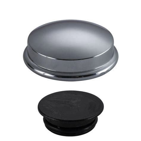 Faucet Cap Replacement by Glacier Bay Aragon 2 Handle Kitchen Faucet Spout Cap In